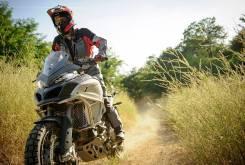 Casey Stoner Ducati Multistrada 1200 Enduro 06