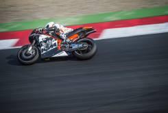 KTM MotoGP Test Austria 2016 01