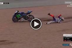 MotoGP Sachsenring 2016 Caída Jorge Lorenzo 07