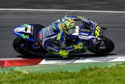 Valentino Rossi MotoGP Test Austria 2016
