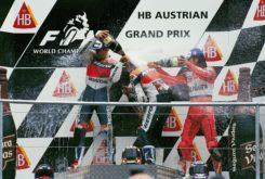 Austria 1996 500cc Alex Criville Mick Doohan