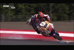 Caida Sam Lowes Austria Moto2 2016 006