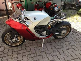 MV Agusta Zagato fotos filtradas bikeleaks 01