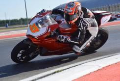Marco Melandri Ducati Panigale R 01