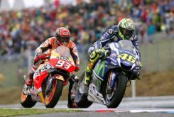 MotoGP Brno 2016 Marquez Rossi