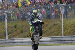 MotoGP Brno 2016 Valentino Rossi