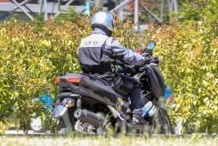 Yamaha XMax 250 2017 spied