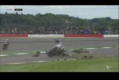 Caida MotoGP Silverstone 2016 004