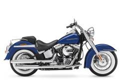 harley davidson softail deluxe principal
