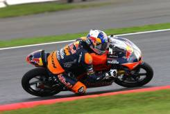 Moto3 Silverstone 2016 Brad Binder