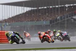 MotoGP Silverstone horario Telecinco