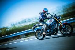 Yamaha xsr900 authentic 2017
