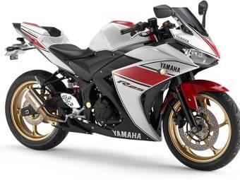 Yamaha YZF-R3 Authentic 2017