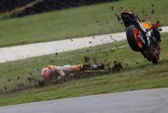 caida marc marquez motogp australia 2016