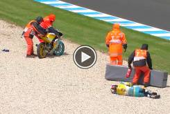 juanfran guevara caida moto3 australia 2016 00