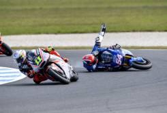 motogp australia 2016 caidas1