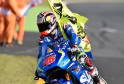 motogp japon 2016 maverick vinales podio