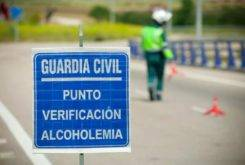 guardia civil control alcohol