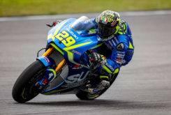 Andrea Iannone Test Sepang MotoGP 2017 03
