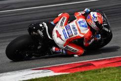 Casey Stoner Test MotoGP Sepang 2017