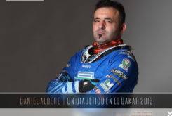 Daniel diabetico Albero Dakar 2018