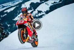 Marc Marquez nieve Red Bull 04