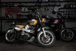 Yamaha SCR950 Yard Built Jeff Palhegyi 06