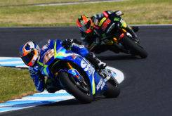 Alex Rins MotoGP 2017 Test Phillip Island 01