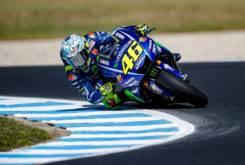 Valentino Rossi MotoGP 2017 Test Phillip Island