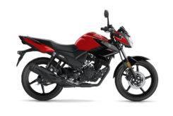 Yamaha YS125 2017 25