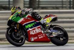 Aleix EspargaroTest MotoGP QatarDia 2