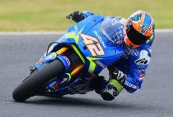 Alex Rins MotoGP 2017 Suzuki 03