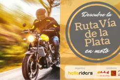 Concurso rutas moto via de la plata