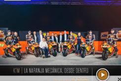 KTM MotoGP 2017 Presentacion Austria