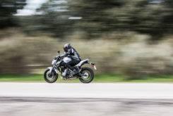 Kawasaki Z650 2017 prueba 12