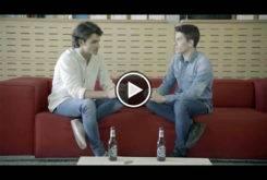 Marc Marquez Carlos Sainz Estrella Galicia Video