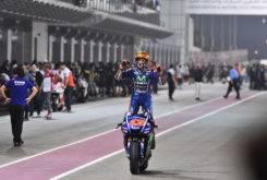 Maverick Viñales victoria MotoGP Qatar 2017 01