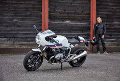 Prueba BMW R nineT Racer 201747