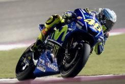 Valentino RossiTest MotoGP QatarDia 2