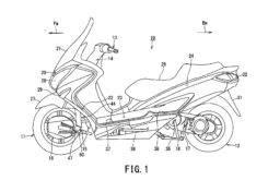 041317 Suzuki burgman two wheel drive patent fig 1