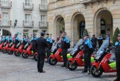BMW C evolution 2017 policia gijon007