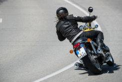 Honda CB1100EX 2017 prueba MBK 23