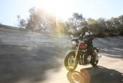 Honda CB1100RS 2017 prueba MBK 28