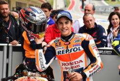 Marc Marquez pole GP Las Americas MotoGP 2017