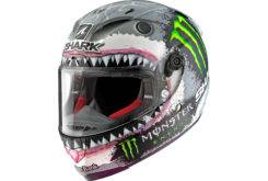 Shark Race R Pro White Shark Jorge Lorenzo