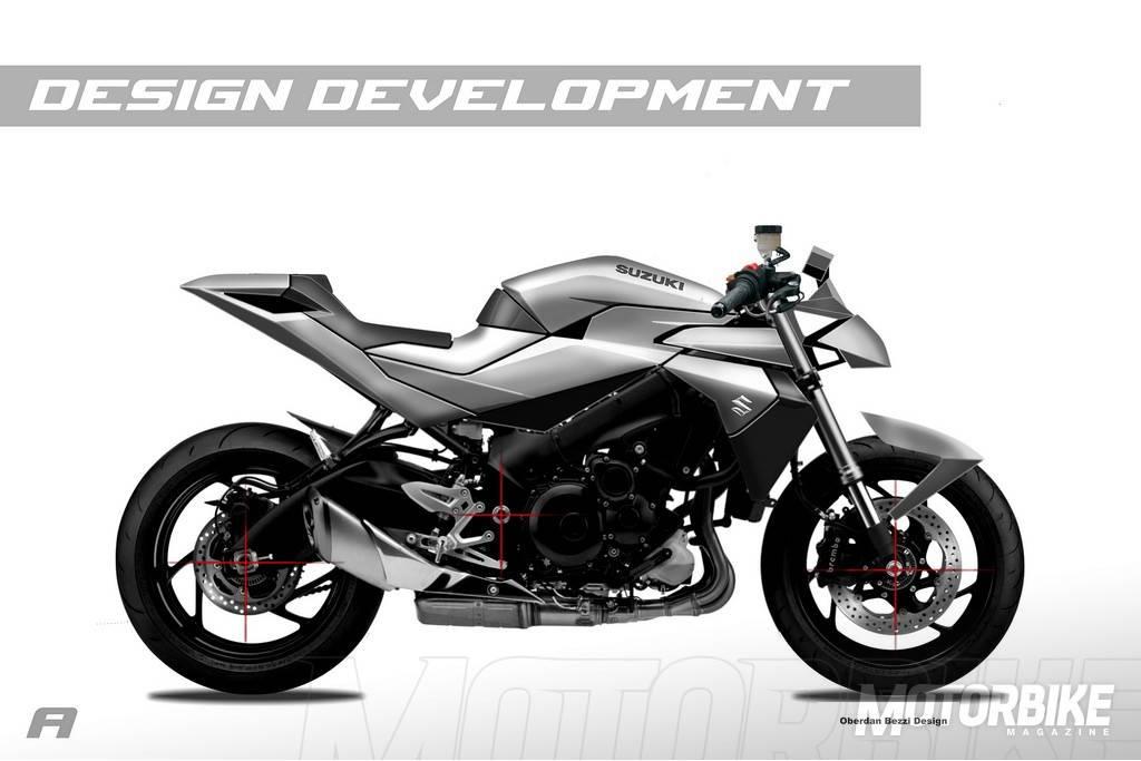Suzuki Katana Oberdan Bezzi Design 27