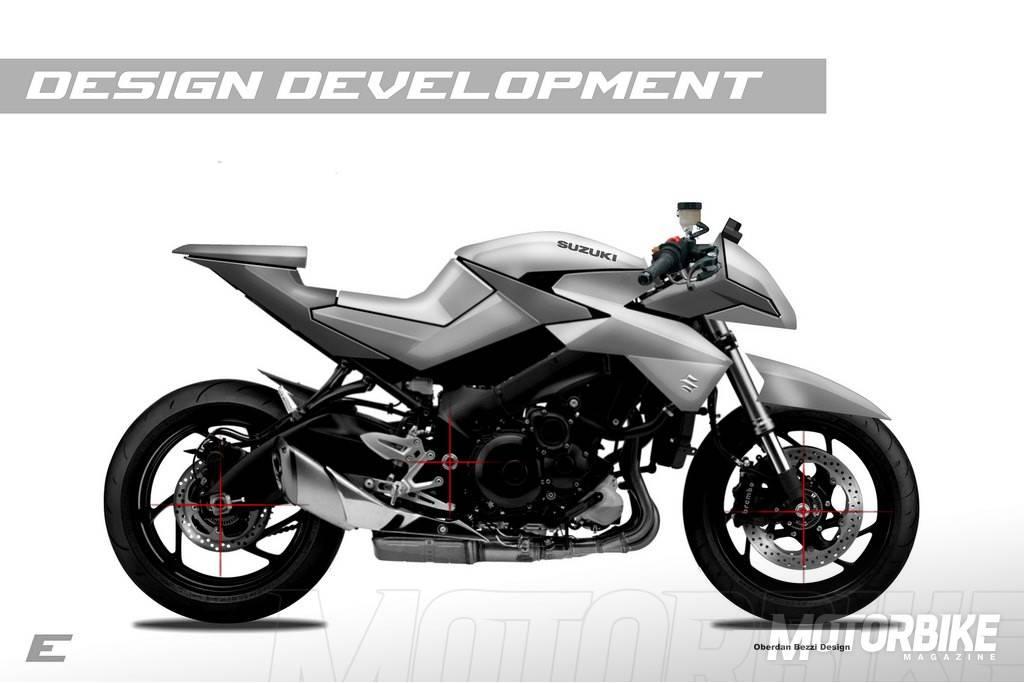 Suzuki Katana Oberdan Bezzi Design 31