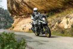 Suzuki V Strom 1000 XT 2017 prueba MBK 41