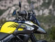 Suzuki V Strom 1000 XT 2017 prueba MBK 54