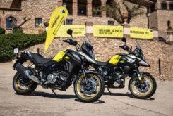Suzuki V Strom 2017 prueba MBK 68